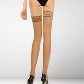 Alatri 20 Denier Hold Ups - Tan
