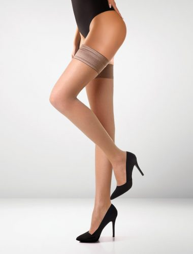 Milano 15 Denier Hold Ups - Sun Kissed